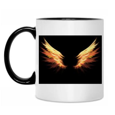 Кружка Fire Wings