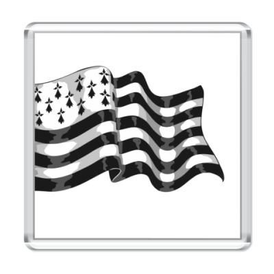 Магнит флаг Бретани