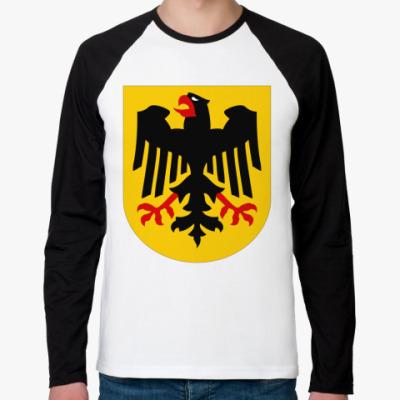 Футболка реглан с длинным рукавом Germany