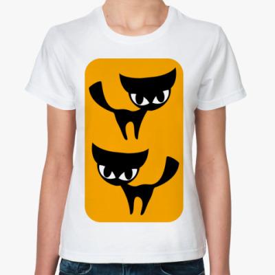 Классическая футболка Cats