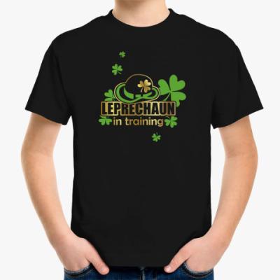 Детская футболка Лепрекон