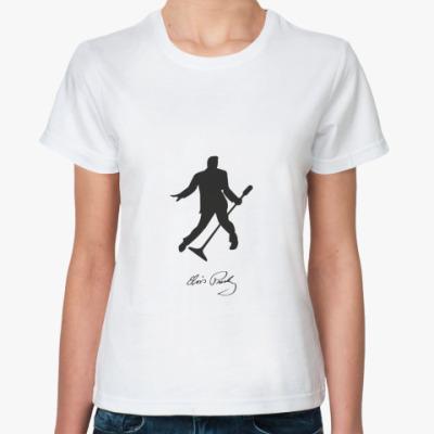 Классическая футболка Elvis Presley