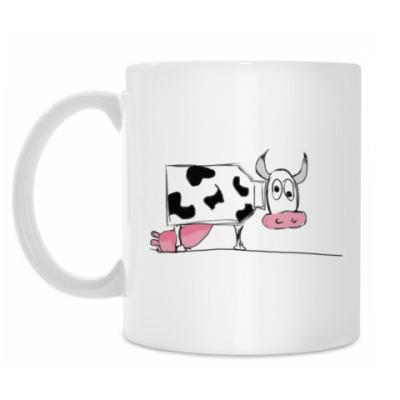 Кружка Корова-бидон