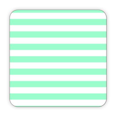 Костер (подставка под кружку) Stripes