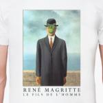 Рене Магритт - Сын человеческий