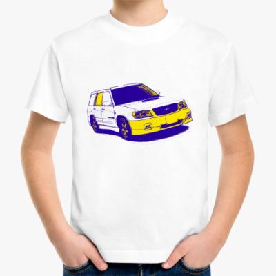 Детская футболка STI Baby