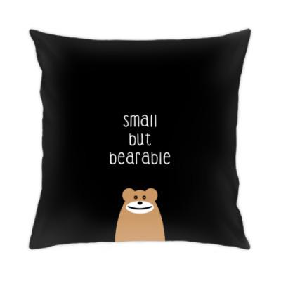 Подушка Медвед