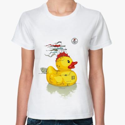 Классическая футболка CunningFox FD