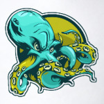 Octopus. Осьминог