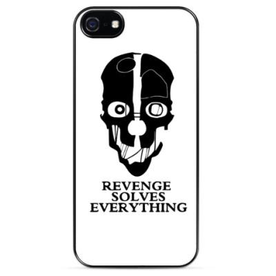 Чехол для iPhone  Dishonored