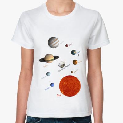 Классическая футболка Russell's Teapot