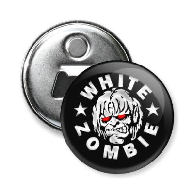 Магнит-открывашка White Zombie
