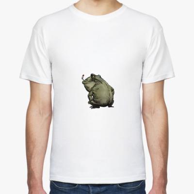 Футболка Toad-smoker