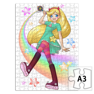 Пазл Star vs. the Forces of Evil
