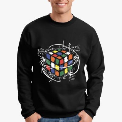 Свитшот Кубик Рубика   Спидкубинг