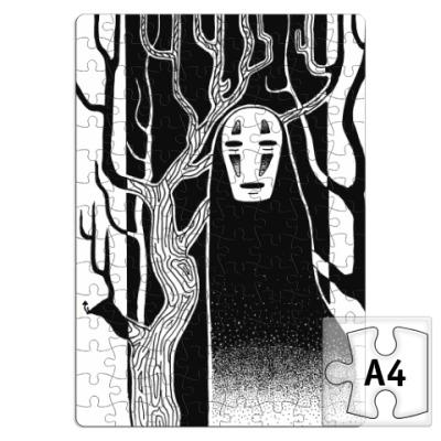 Пазл Миядзаки Унесённые Призраками