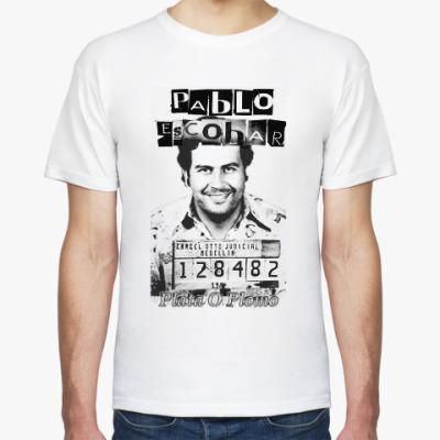 Футболка Майка Pablo Escobar (Пабло Эскобар)