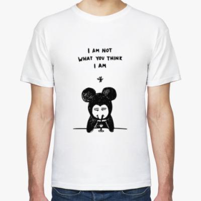 Футболка Not a Mickey M