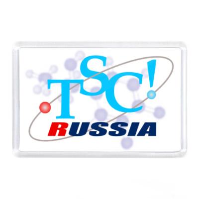 Магнит  на холодильник TSC!