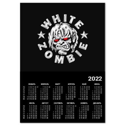 Календарь White Zombie