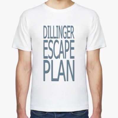 Футболка Dillinger escape plan