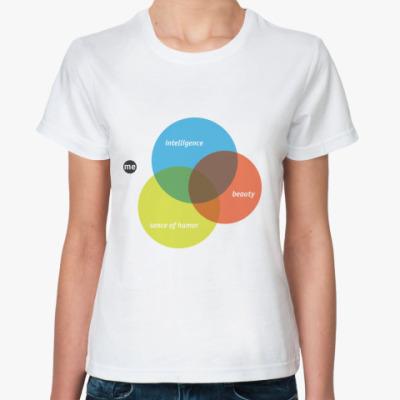 Классическая футболка Аутсайдер