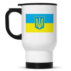 Украина. Герб и Флаг