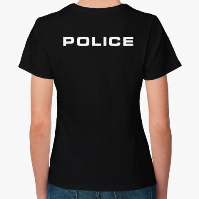 Женская футболка POLICE