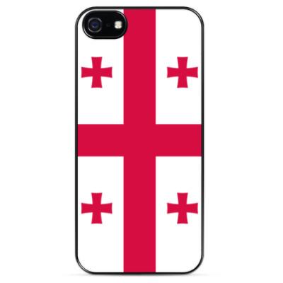 Чехол для iPhone Грузинский флаг