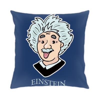 Подушка Альберт Эйнштейн
