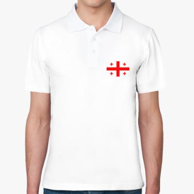Рубашка поло Грузия