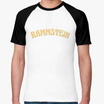 Футболка реглан Rammstein