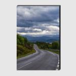 Шотландия. Дорога в горы