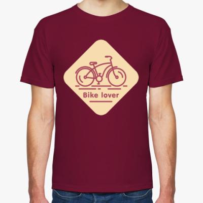 Футболка Bike Lover