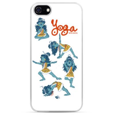 Чехол для iPhone Чехол Shiva's yoga