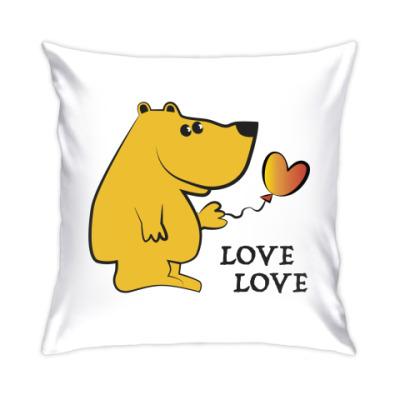 Подушка Love Love