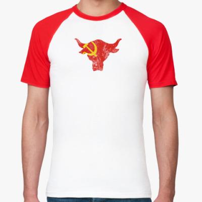 Футболка реглан  'Team Bring It USSR'