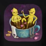 Лимонхваты в ванне