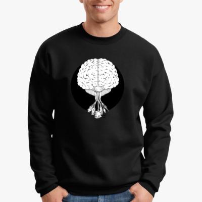 Свитшот Мозги