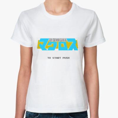 Классическая футболка Денди