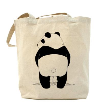 Сумка Писающая панда