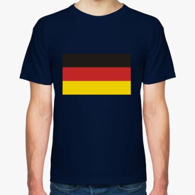 Футболка Deutschland