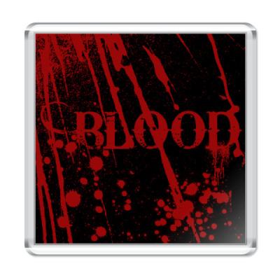 Магнит Blood