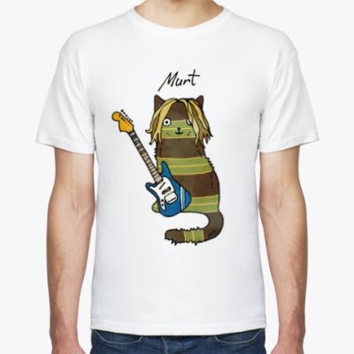 Футболка Murt из серии 'Music cats'