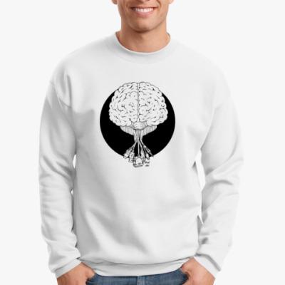 Свитшот Мозг