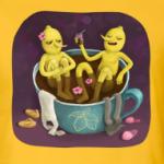 Лимонохваты в ванне