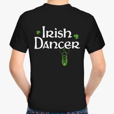 Детская футболка Irish Dancer
