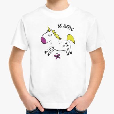 Детская футболка Magic