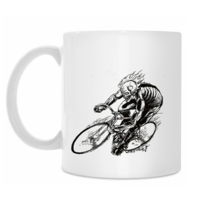 Кружка Fixed gear demon