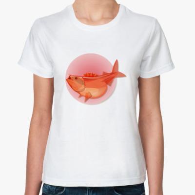 Классическая футболка Изумидай